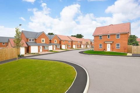 Barratt Homes - Merrington Park - South Road, Durham, DURHAM
