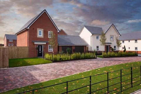 Barratt Homes - Rosaline Gardens - Plot 212, The Kellington at Canterbury Park, Liverpool, Princess Drive , Huyton L14