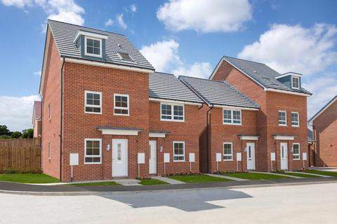 Barratt Homes - Teal Park Farm - Horizon at Aspen Woolf, Horizon, Borough Road SR1