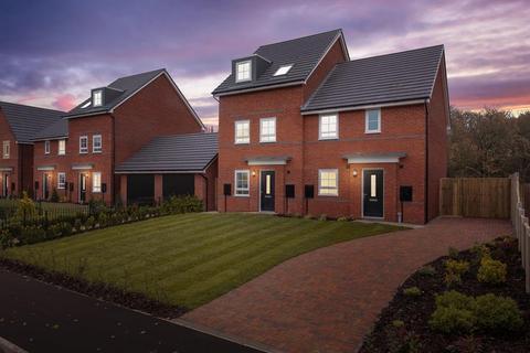 Barratt Homes - Nomvula Park - Rawcliffe road, Liverpool L9