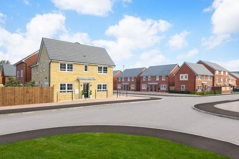 Barratt Homes - Imagine Place - Plot F19 at Aspen Woolf, Smithdown Road L15