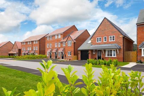 Barratt Homes - J One Seven - Chelford Road, Congleton, CONGLETON