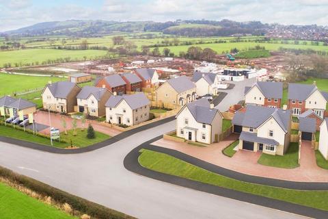 Barratt Homes - Bowland Meadow