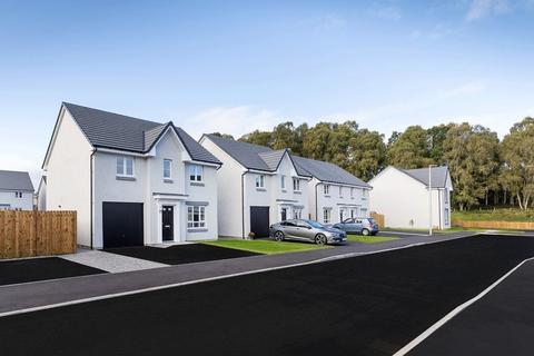 Barratt Homes - Ness Castle - Bracara Road, Culduthel