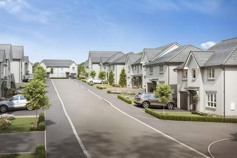 Barratt Homes - Ness Castle - Plot 67, House Type 110 at Culloden West, 14 Appin Drive (off Barn Church Road) IV2