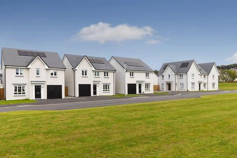 Barratt Homes - Mains Of Culduthel - Plot 221, Glenbuchat at Ness Castle, 1 Mey Avenue, Inverness, INVERNESS IV2