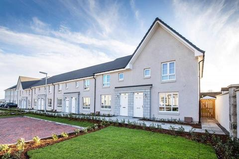 Barratt Homes - Westburn Gardens, Cornhill - Countesswells Park Road, Countesswells, ABERDEEN