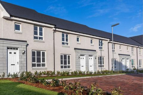 Barratt Homes - Westburn Gardens, Cornhill - Plot 215, Block 8 Apartments at Riverside Quarter, 1 River Don Crescent, Bucksburn AB21