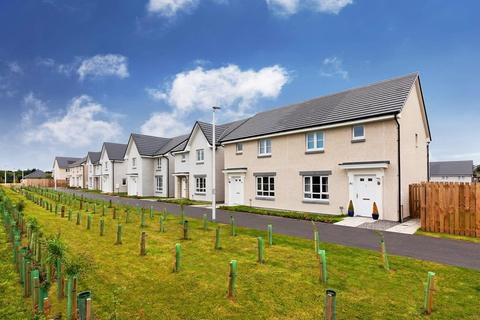 Barratt Homes - Barratt at Culloden West - Mey Avenue, Inverness, INVERNESS