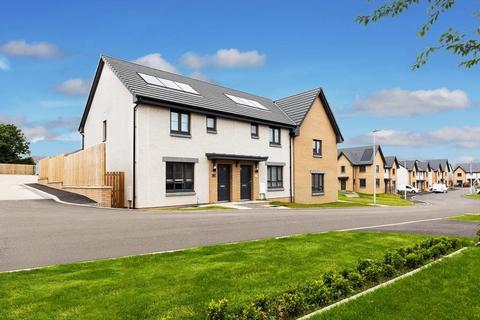 Barratt Homes - Countesswells - Plot 5, Apartments - First Floor at Hazelwood, John Porter Wynd, Aberdeen AB15