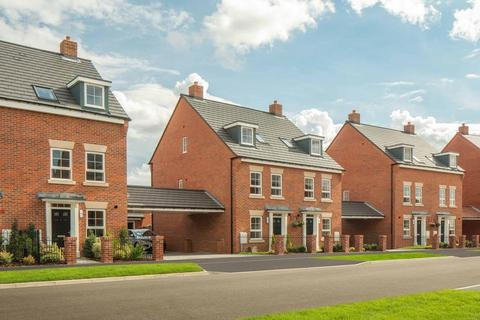 Barratt Homes - Orchard Green @ Kingsbrook - Burcott Lane, Aylesbury, AYLESBURY