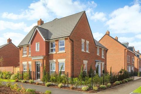 Barratt Homes - Orchard Green @ Kingsbrook - The Barbary Apartments - Plot 960 at Tulip Fields at New Berry Vale, Bicester Road HP18