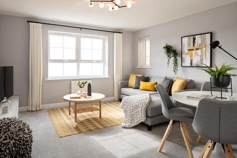 Barratt Homes - Kingsbrook - Burcott Lane, Aylesbury, AYLESBURY