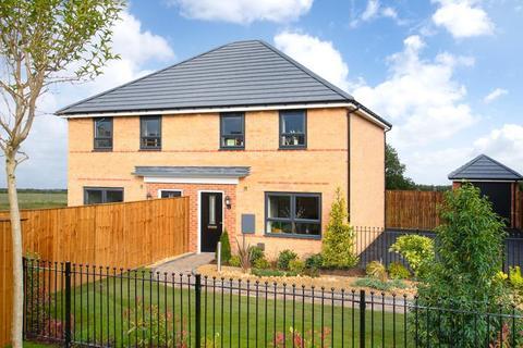 Barratt Homes - Momentum, Waverley - Aspen Woolf West Bar House, Lambert Street S3
