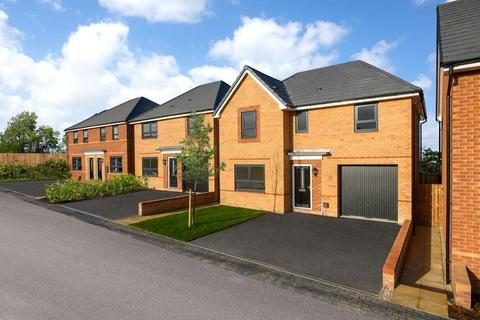 Barratt Homes - Momentum, Waverley - The Gosford - Plot 83 at Fusion at Waverley, Highfield Lane, Waverley S60