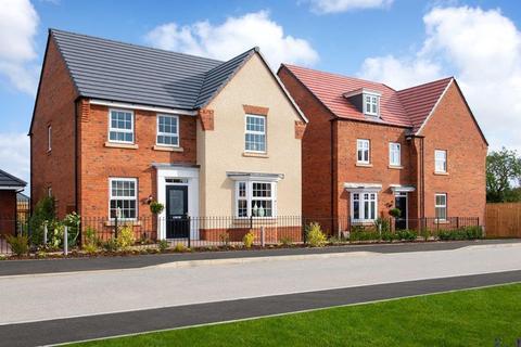 David Wilson Homes - Fernwood Village - Plot 19, HAVERSHAM at Fernwood Village, Phoenix Lane, Fernwood, NEWARK NG24