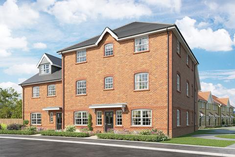 Radian Homes - Forest Chase - Plot 156 at Edenbrook Village, Hitches Lane GU51