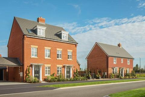 David Wilson Homes - DWH Orchard Green @ Kingsbrook - Burcott Lane, Aylesbury, AYLESBURY