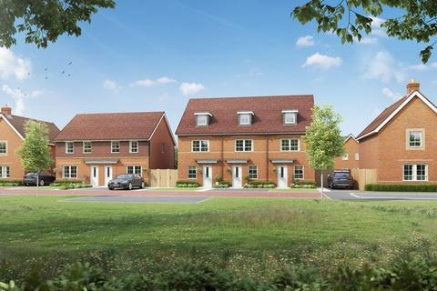 Barratt Homes - Harbour Place - Plot 52, Kingsville at Berewood Green, Grainger Street, Berewood, WATERLOOVILLE PO7