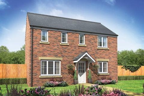 Persimmon Homes - Castle Hill Grange - Harland Way, Cottingham, COTTINGHAM