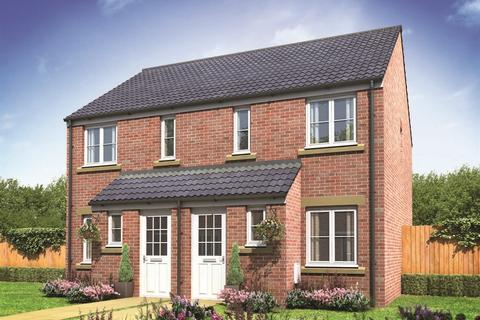 Persimmon Homes - King Edwin Park - Kingsley Rd, Harrogate, HARROGATE