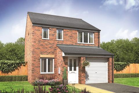 Persimmon Homes - Broadacre - Harland Way, Cottingham, COTTINGHAM