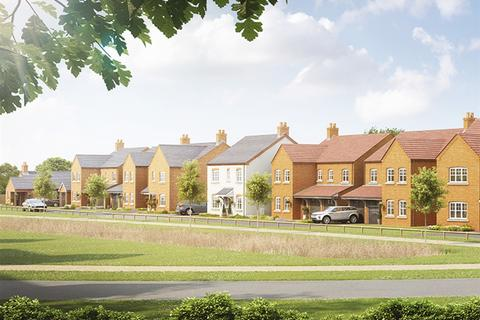 Persimmon Homes - Germany Beck - Bishopthorpe Road, York, YORK