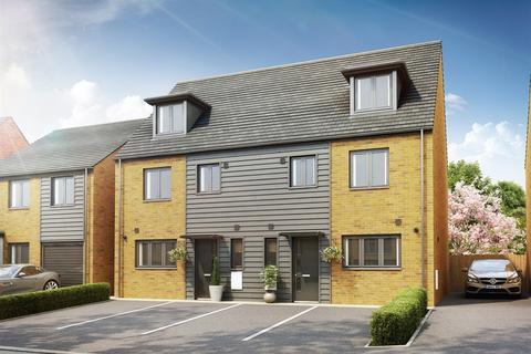 Persimmon Homes - Wakelyn Gardens - Alton Way, Littleover, DERBY