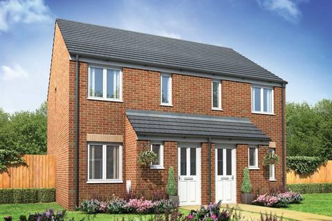 Persimmon Homes - Mercians Place - Meadow Road, Bitterscote, TAMWORTH