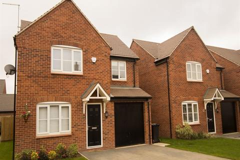Persimmon Homes - Buttercup Leys - Alton Way, Littleover, DERBY