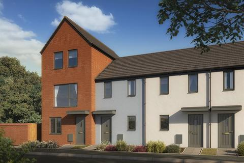 Persimmon Homes - Westhaven - Plot 729, Block B at Haven Point, Ffordd Y Mileniwm CF62