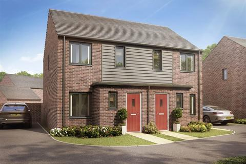Persimmon Homes - The Parish @ Llanilltern Village - Llantrisant Road, St Fagans, CARDIFF