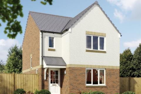 Persimmon Homes - Laverock Rise - Prospecthill Road, Motherwell, MOTHERWELL