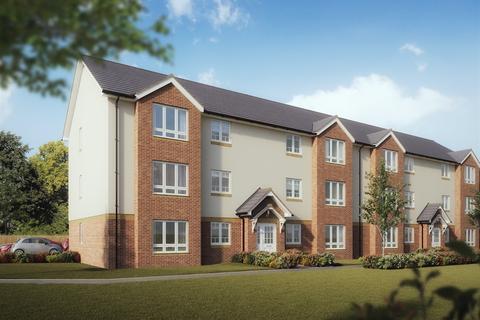 Persimmon Homes - Castle Gardens - Mavor Avenue, East Kilbride, GLASGOW