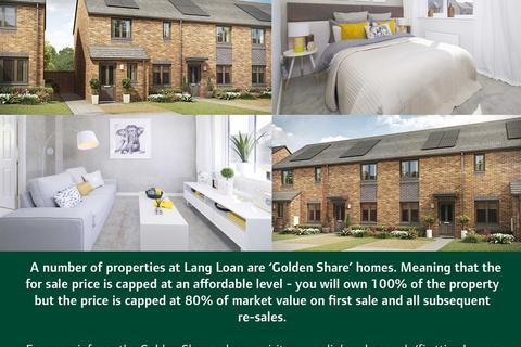 Persimmon Homes - Lang Loan - Greendykes Road, Niddrie, EDINBURGH