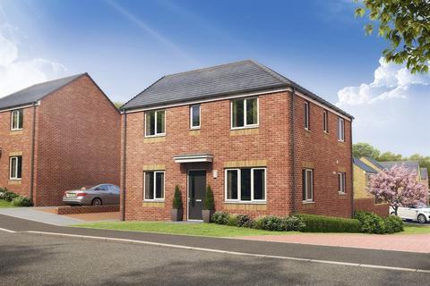 Persimmon Homes - The Willows, Edinburgh - Plot 130, Cullen at Preston Square, Rowberry Walk, Prestonpans, PRESTONPANS EH32