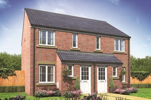 Persimmon Homes - The Heath - Plot 329, Chester at Lloyd Mews, Dunnocksfold Road, Alsager, STOKE-ON-TRENT ST7