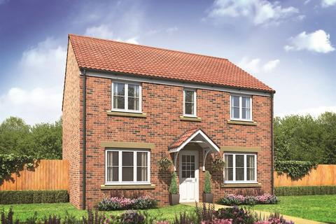 Persimmon Homes - Shavington Park - The Eynsham - Plot 151 at Willowbrook Grange, Jack Mills Way, Shavington CW2