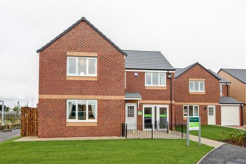 Persimmon Homes - The Beeches - 2 Westbarr Drive, Coatbridge