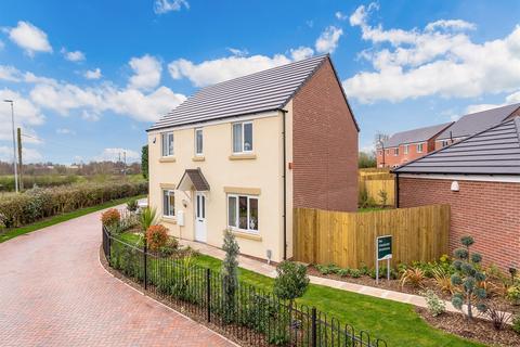 Persimmon Homes - The Hedgerows - Crewe Road, Shavington, CREWE