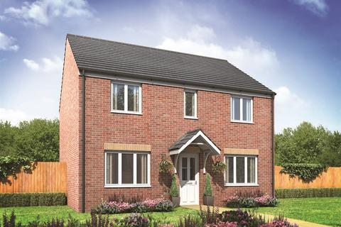Persimmon Homes - Wedgwood View - Plot 329, Chester at Lloyd Mews, Dunnocksfold Road, Alsager, STOKE-ON-TRENT ST7