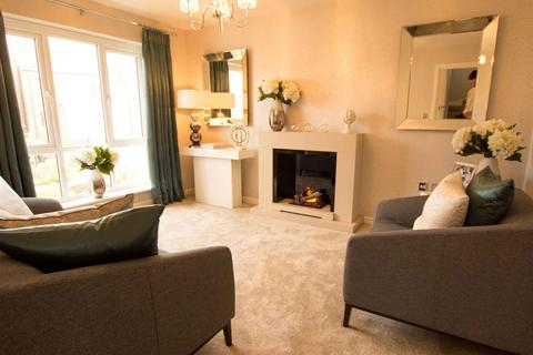 Persimmon Homes - Whitewater Glade - Junction Road, Norton