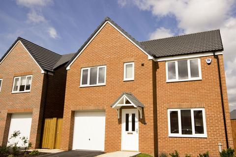 Persimmon Homes - Heritage Green - Chester Road, Houghton Le Spring, HOUGHTON LE SPRING