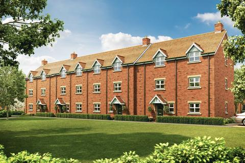 Persimmon Homes - The Oaks Apartments - York Road, Hall Green, West Midlands