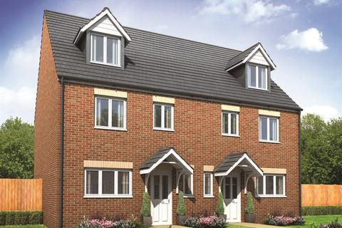Persimmon Homes - Weavers Wharf - Prior Deram Walk, Canley, COVENTRY
