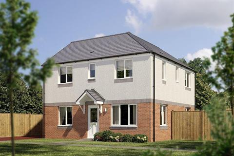 Persimmon Homes - Lochside - 2 Westbarr Drive, Coatbridge