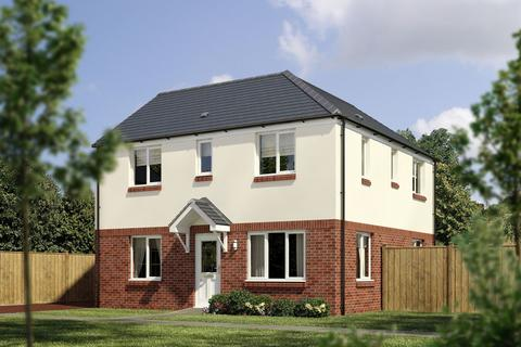 Persimmon Homes - Woodlea Park - South Larch Road, Dunfermline, DUNFERMLINE