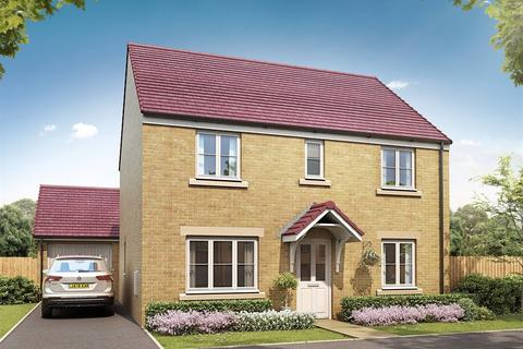Persimmon Homes - Moorlands Walk - Illingworth Grove, Whinney Hill