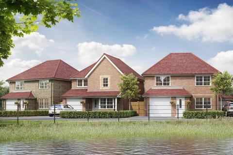 Barratt Homes - Grey Towers Village - Plot 66, Emerson at Grey Towers Village, Ellerbeck Avenue, Nunthorpe, MIDDLESBROUGH TS7