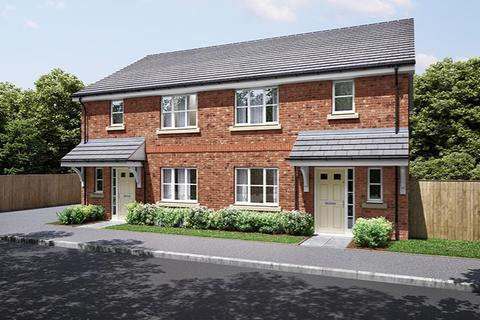 Laurus Homes - Giantswood Grove - Plot 120, Alderney at Somerford Reach, Black Firs Lane, Somerford, CONGLETON CW12